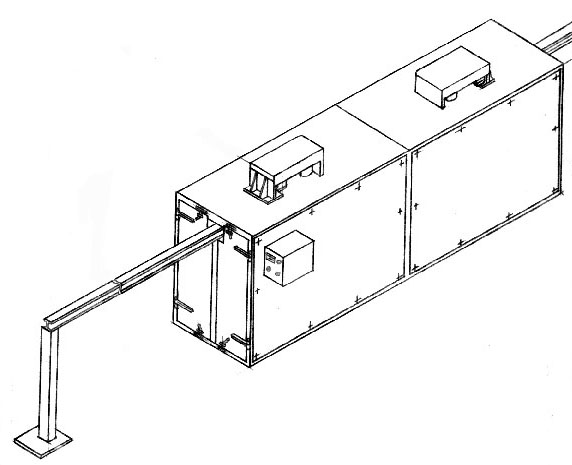 4,5/6,0/8,0. Предприятие может изготовить по Вашему заказу термокамеру с любыми габаритами и индивидуальной...